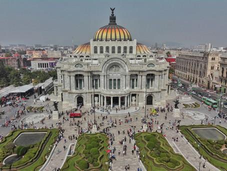 Mega Metropole Mexico City