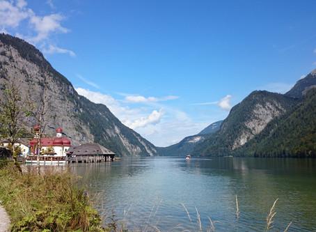 Hüttentour in den Berchtesgadener Alpen