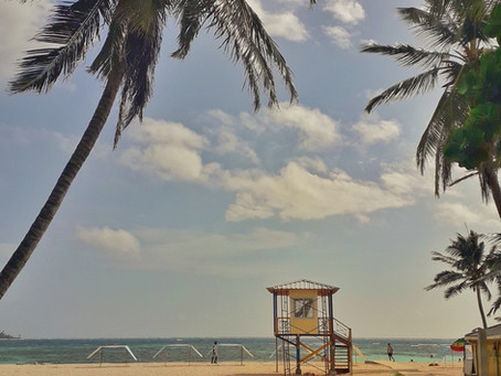 Paradiesische Insel San Andrés *Kolumbien*