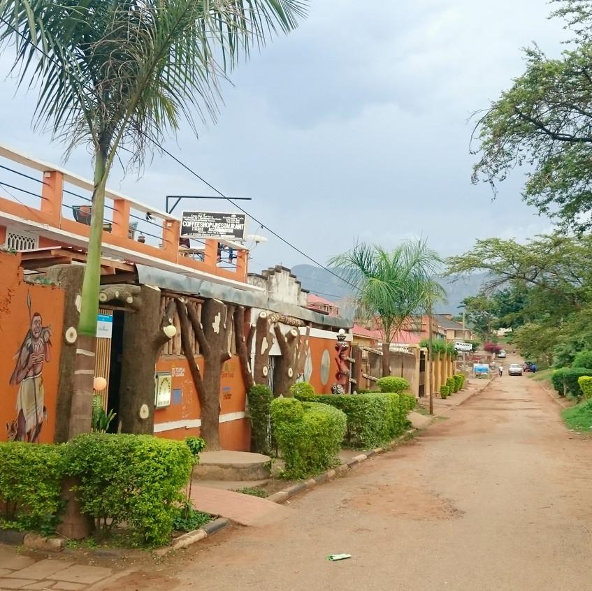 Hostel in Uganda
