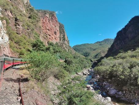 El Chepe - eine Zugfahrt vom Pazifik zum höchsten Punkt Mexikos