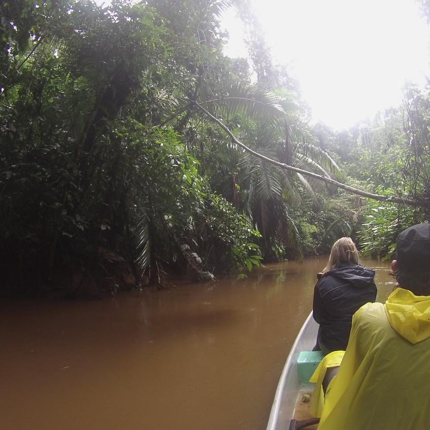 weiter im Kanu