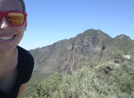 Wanderung auf den Mount Longonot *Kenia*