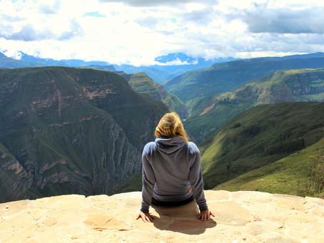 Chachapoyas - der touristenarme Norden *Peru*