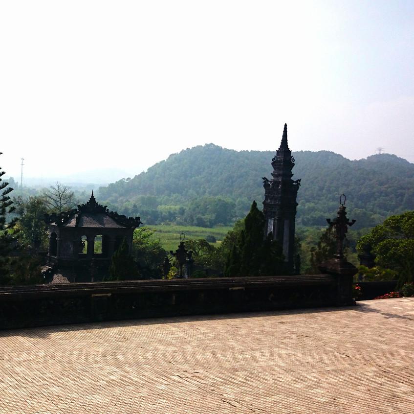 Kaisergrab von Khai Dinh