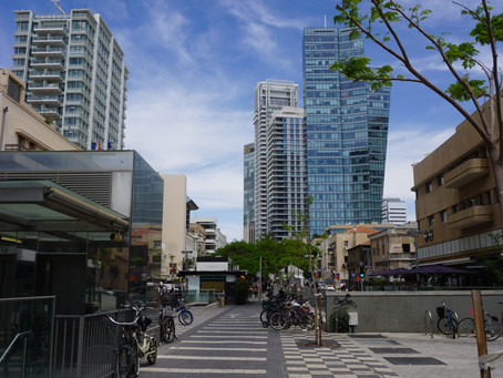 Tel Aviv - wo das Leben wohnt *Israel*