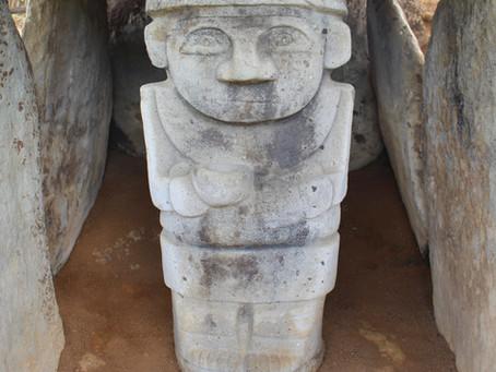 Das Weltkulturerbe von San Agustín *Kolumbien*