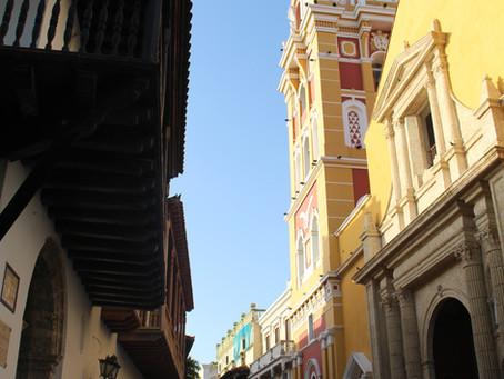 Cartagena - die wohl schönste Stadt Kolumbiens