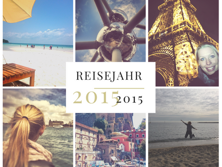 Reiserückblick 2015: 1 Jahr - 12 Länder