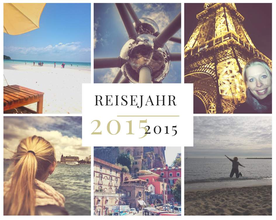 Collage Reisejahr 2015