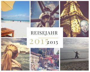 Collage Reisejahr 2015