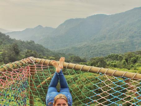 In den Bergen von Minca *Kolumbien*