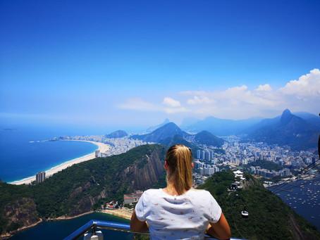 Die schönste Stadt der Welt: Rio de Janeiro *Brasilien*