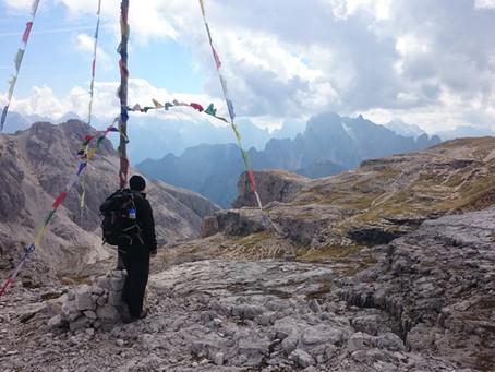 Packliste für Bergtouren