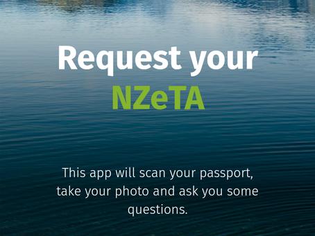 Einreisegenehmigung für Neuseeland - Neuerungen seit 01.10.2019