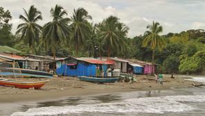 Kolumbiens Pazifikküste