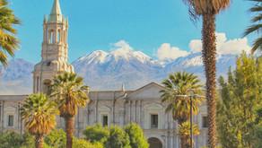 Verzaubert von Arequipa *Peru*