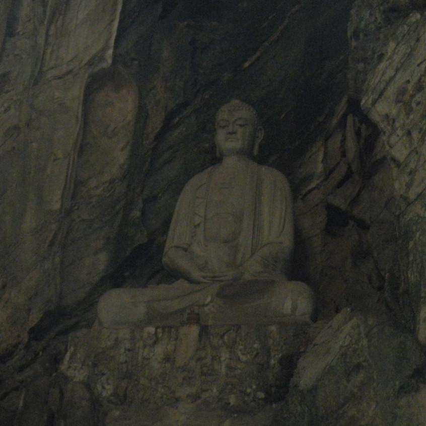 Buddhistische Gedenkstätte