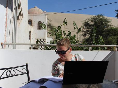 Studieren, wo andere Urlaub machen - die erste Prüfung im Ausland
