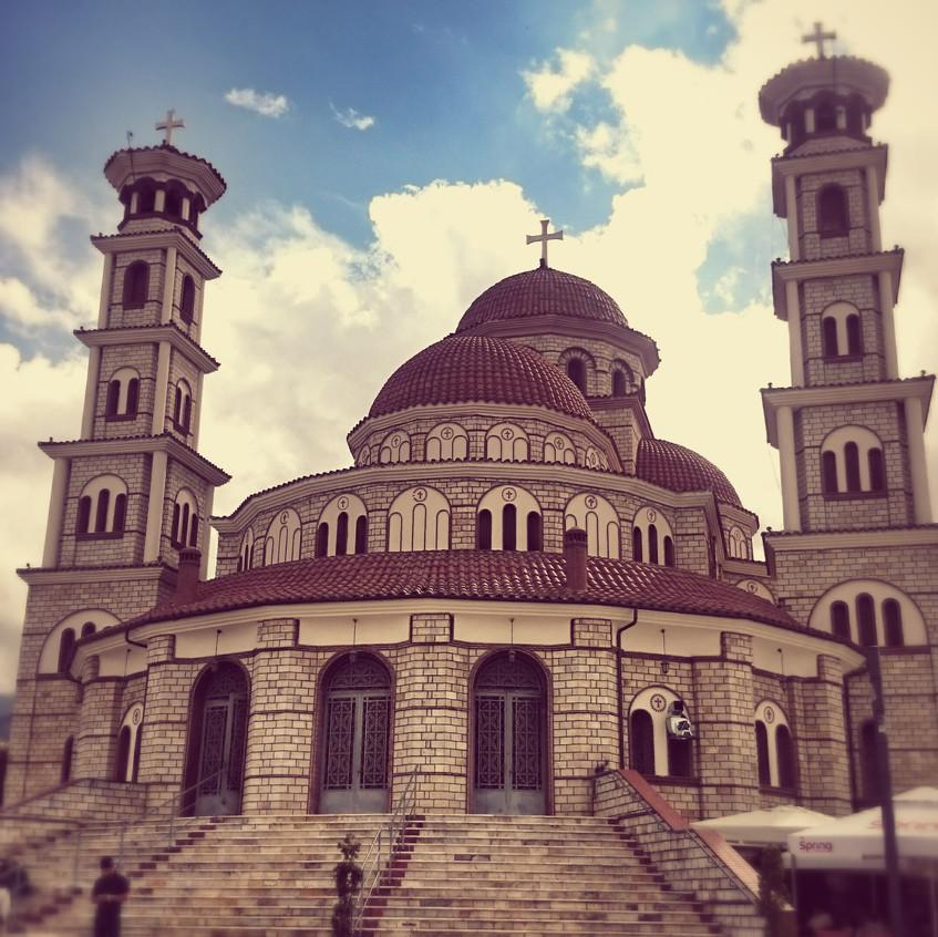 Kathedrale von Korca