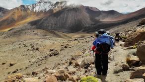 Vulkan Chachani: Gescheitert am 6.000er *Peru*