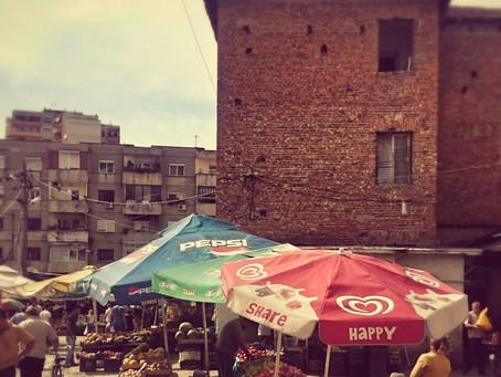 Albanien - Mazedonien - Italien