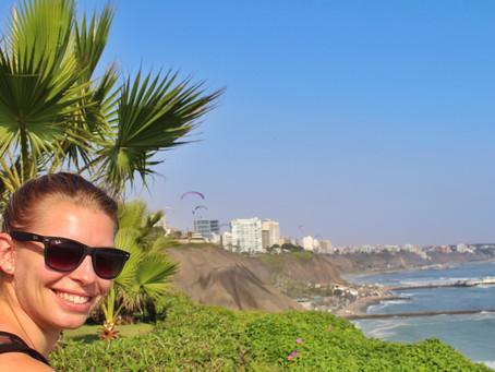 Entlang der Panamericana *Peru*