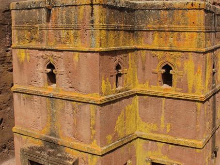 Die Felsenkirchen von Lalibela *Äthiopien*