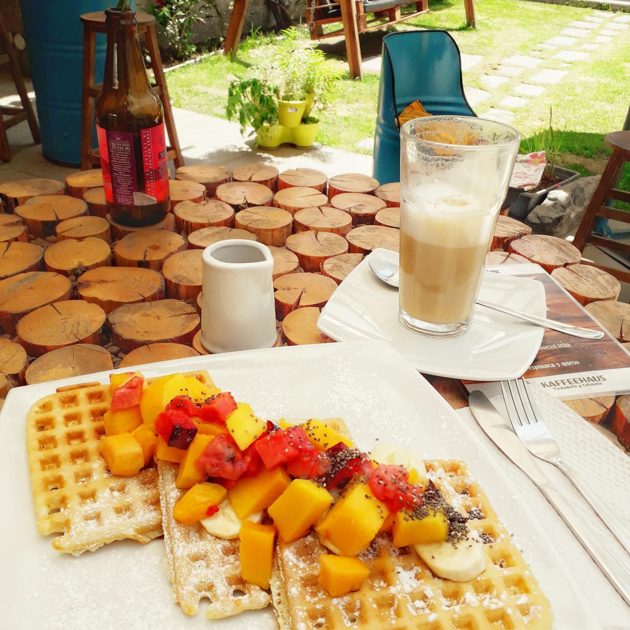 Kaffeehaus Arequipa