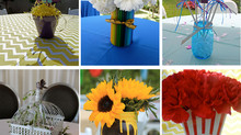 Centerpieces...Not Just For Flowers Anymore