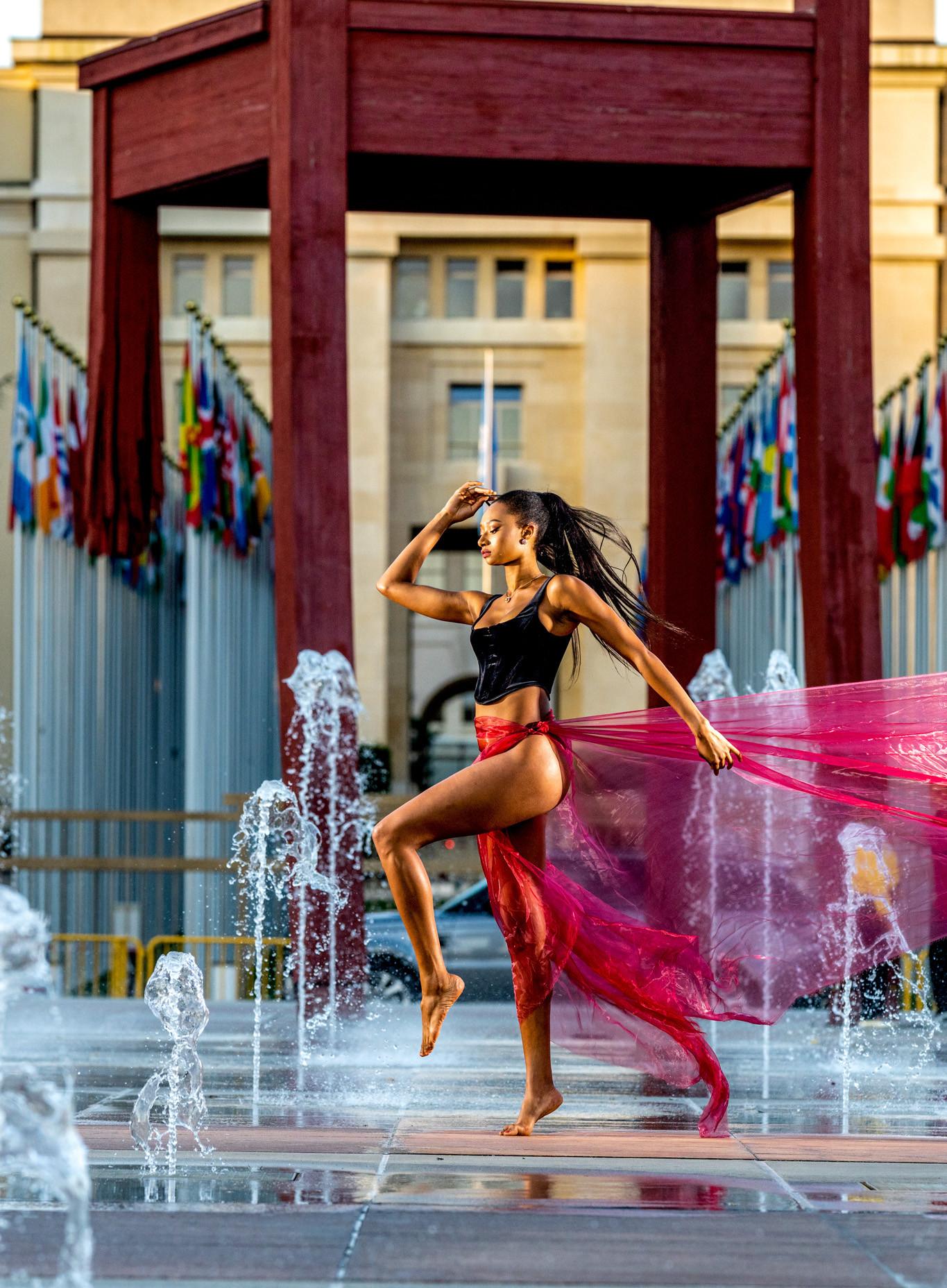 ART, DANCE, BALLET AND SPORT