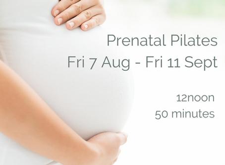 The Benefits of Prenatal Pilates