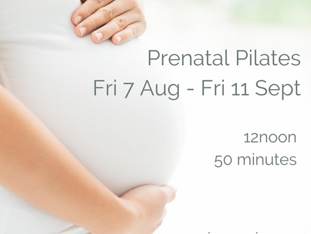 The Benefits of Prenatal Pilates
