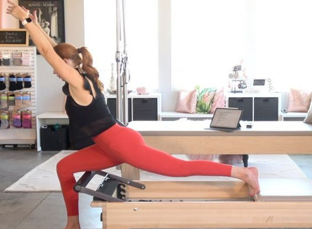 The magical benefits of pilates