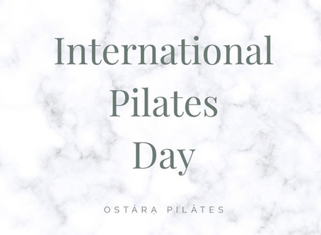 A short note on why you should think about joining my pilates community.