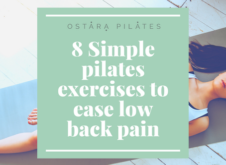 How pilates solved my low back pain + the 8 pilates exercises your back needs right now