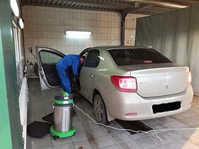 Автомойка в Ярославле, где помыть машину в Ярославле