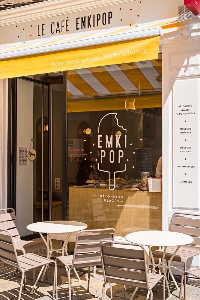 Le Café Emkipop