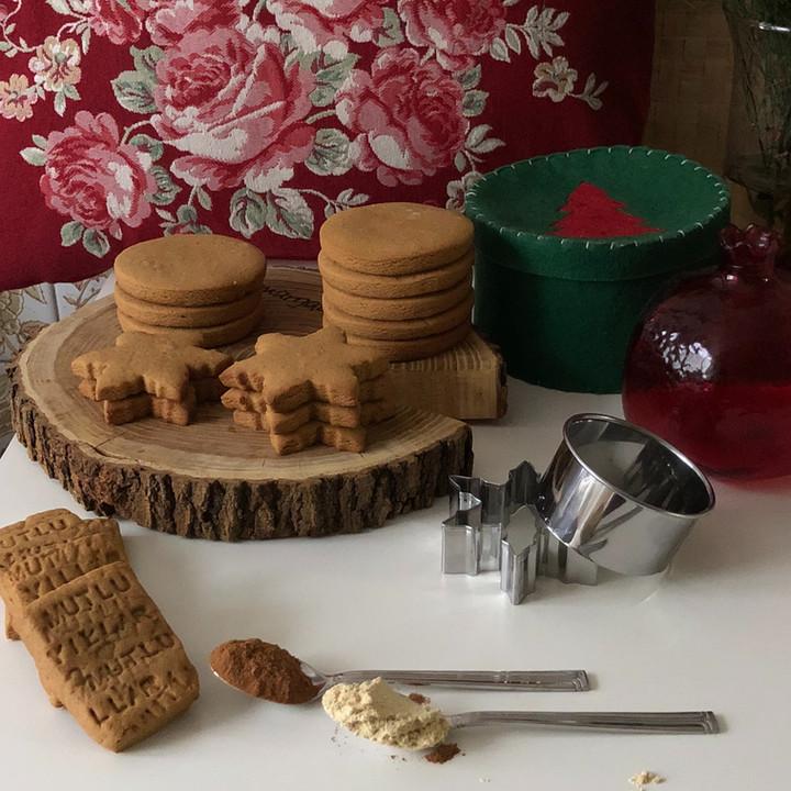 Mukemmel Gingerbread Cookies