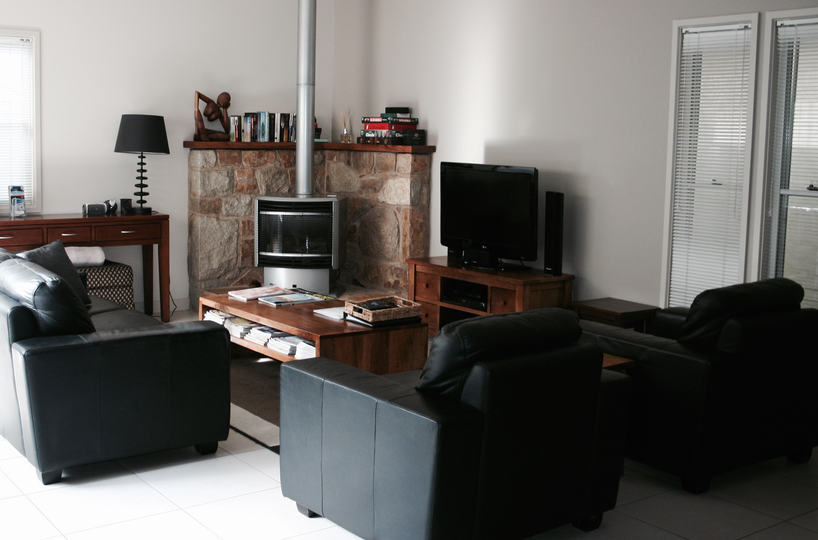 Abalina Cobden Living Room