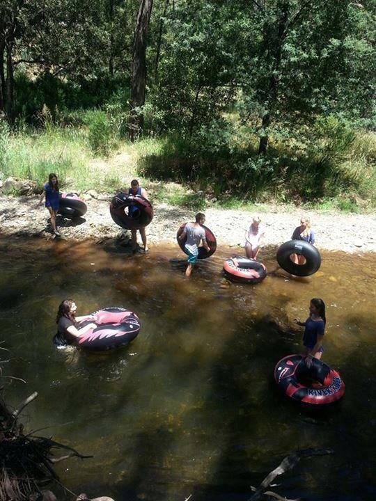 Ovens River Tubing