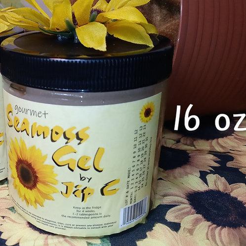 16 oz Gourmet SeaMoss Gel by Jip C