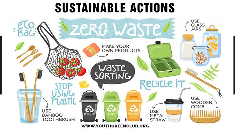 Sustainable Actions