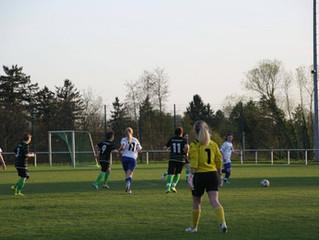 Pokalspiel B - Juniorinnen 14.4. // SG Unzhurst- FV Baden Oos