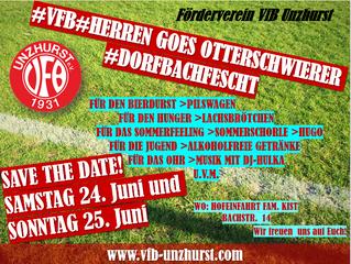 //VfB Herren goes Dorfbachfescht Otterschwier🔴 ⚪️//