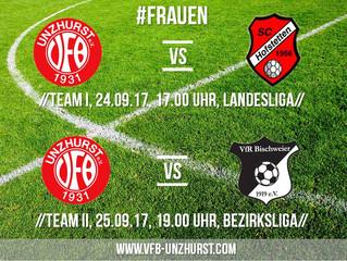 //Frauen VfB vs. SC Hofstetten//