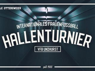 //31. Internationales Frauenfussball-Hallenturnier//