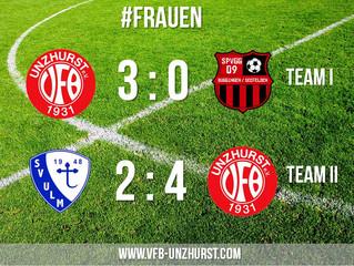 //Spielbericht Frauen VfB vs. SPVGG Buggingen//