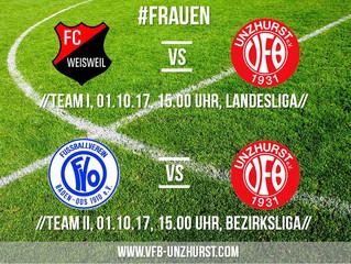 //Frauen FC Weisweil vs. VfB//