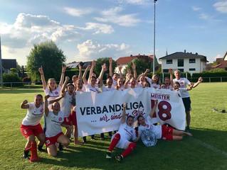//VfB-Frauen feiern Meisterschaft, Aufstieg in die Verbandsliga perfekt//